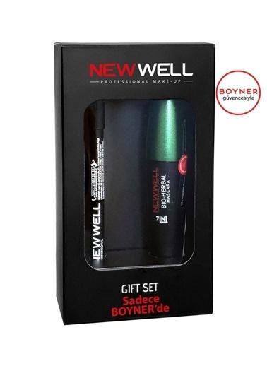 New Well New Well 2'li Set (MaskaraGöz Kalemi) Renksiz